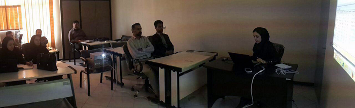 اتمام دوره آموزشي موتورهاي فرزين آي كن، مولد خدمات الكترونيك در استان گلستان